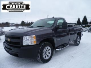 Used 2011 Chevrolet Silverado 4X4 for sale in East broughton, QC