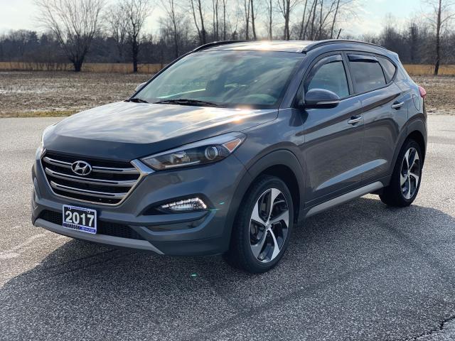 2017 Hyundai Tucson TURBO SE