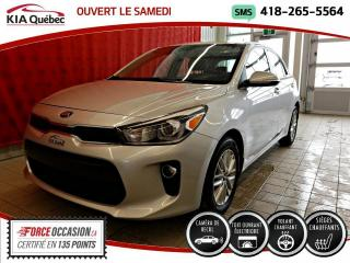 Used 2018 Kia Rio5 EX* TOIT* CARPLAY* SIEGES CHAUFFANTS* for sale in Québec, QC