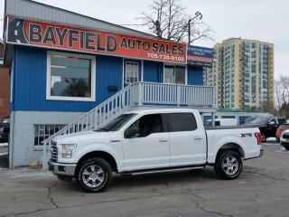 Used 2016 Ford F-150 XTR Supercrew 4x4 **5.0L V8/Power Seat/Reverse Cam** for sale in Barrie, ON