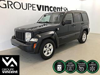Used 2010 Jeep Liberty SPORT 4X4 TRAIL RATED Pour les amateurs de sports/plein air! for sale in Shawinigan, QC