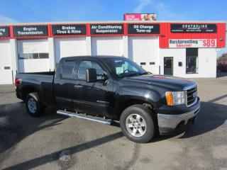 Used 2010 GMC Sierra 1500 SLE Z71 12,495+HST+LIC FEE / CERTIFIED / 1 OWNER / BED LINER for sale in North York, ON