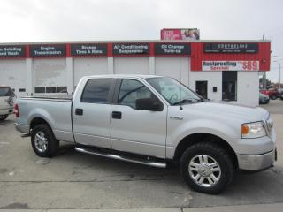 Used 2007 Ford F-150 XLT 7,995+HST+LIC FEE / CERTIFIED / 4X4 / BED LINER for sale in North York, ON