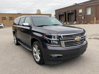 Used 2018 Chevrolet Suburban Premier | NAV | BACK UP | B. SPOT | 2 DVD | LOADED for sale in Toronto, ON