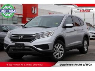Used 2015 Honda CR-V Awd 5dr Se for sale in Whitby, ON