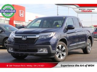 Used 2019 Honda Ridgeline Touring Awd for sale in Whitby, ON
