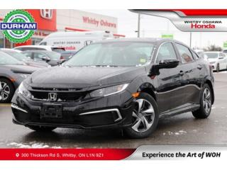 Used 2019 Honda Civic LX   Apple CarPlay/Android Auto for sale in Whitby, ON