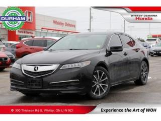 Used 2015 Acura TLX w/Technology Package for sale in Whitby, ON