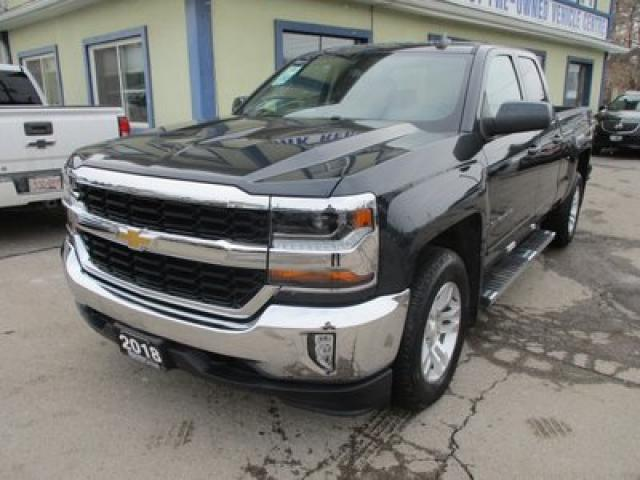 2018 Chevrolet Silverado 1500 LIKE NEW LT EDITION 6 PASSENGER 5.3L - VORTEC.. 4X4.. QUAD-CAB.. SHORTY.. HEATED SEATS.. BACK-UP CAMERA.. BLUETOOTH SYSTEM.. KEYLESS ENTRY..