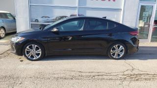 Used 2018 Hyundai Elantra GLS CUIR, TOIT OUVRANT, SIEGES ET VOLANT CHAUFFANTS for sale in Montréal, QC