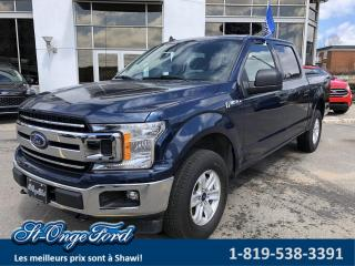 Used 2019 Ford F-150 XLT SuperCrew caisse de 5,5 pi for sale in Shawinigan, QC