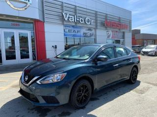 Used 2018 Nissan Sentra SV for sale in Val-d'Or, QC