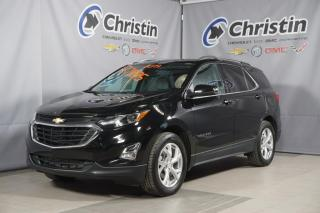 Used 2019 Chevrolet Equinox 2LT AWD NAVIGATION SUNROOF 2.0L TURBO for sale in Montréal, QC