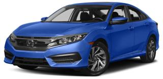 Used 2017 Honda Civic EX PUSH BUTTON START | HONDA SENSING TECHNOLOGIES | ECON MODE WITH ECO ASSIST SYSTEM for sale in Cambridge, ON