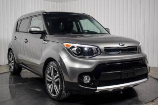 Used 2018 Kia Soul SX CUIR TOIT PANO MAGS CAMERA DE RECUL for sale in St-Hubert, QC