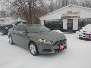 Used 2014 Ford Fusion SE for sale in Barrie, ON