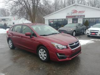 Used 2016 Subaru Impreza 2.0i for sale in Barrie, ON