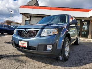 Used 2010 Mazda Tribute GX I4 1-owner | NO Accidents | CERTIFIED for sale in Waterloo, ON