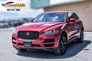 Used 2017 Jaguar F-PACE 20d Premium NAVI|SUNROOF|REVRESE CAMERA| LOADED| CERTIFIED for sale in Bolton, ON