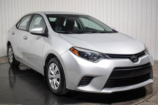 Used 2015 Toyota Corolla LE A/C GROUPE ELECTRIQUE for sale in St-Hubert, QC