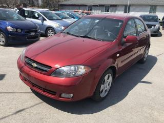 Used 2006 Chevrolet Optra5 for sale in Laval, QC
