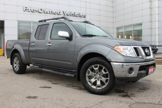 Used 2018 Nissan Frontier SL NISSAN CERTIFIED PREOWNED FRONTIER WITH ONLY 33154 KMS. for sale in Toronto, ON