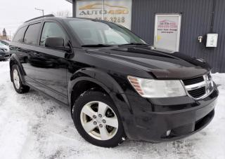 Used 2010 Dodge Journey ***SXT,BAS KILOMETRAGE,A/C,PNEUS D'HIVER for sale in Longueuil, QC