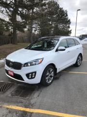 Used 2018 Kia Sorento SX V6 Awd for sale in Burlington, ON