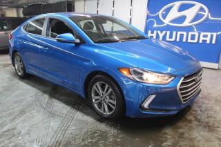 Used 2018 Hyundai Elantra GL (APPLE CAR PLAY ET ANDROID AUTO) for sale in St-Constant, QC