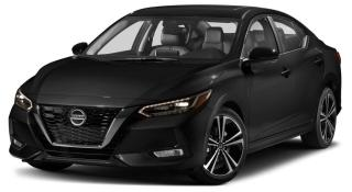 New 2020 Nissan Sentra SR for sale in Richmond Hill, ON
