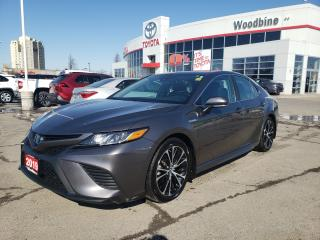Used 2019 Toyota Camry HYBRID SE Hybrid | Leather | Sunroof for sale in Etobicoke, ON