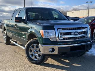 Used 2013 Ford F-150 XLT BLUETOOTH, ONE OWNER CLEAN CARFAX for sale in Midland, ON