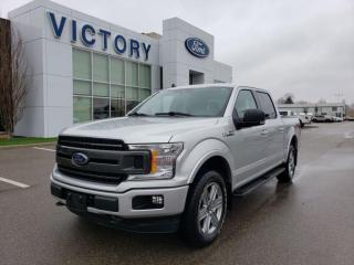 Used 2019 Ford F-150 XLT 302a, Nav, Heated Seats for sale in Chatham, ON