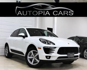 Used 2017 Porsche Macan AWD 4DR for sale in North York, ON