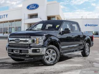 Used 2018 Ford F-150 XLT for sale in Winnipeg, MB