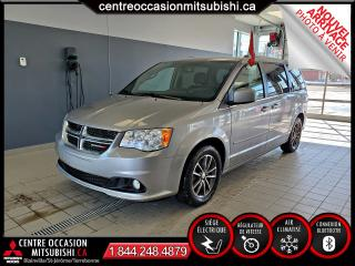 Used 2016 Dodge Grand Caravan SXT PREMIUM PLUS STOW N' GO for sale in Blainville, QC