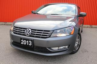 Used 2013 Volkswagen Passat 4DR SDN 2.0 TDI DSG COMFORTLINE for sale in Guelph, ON