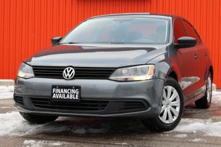 Used 2013 Volkswagen Jetta Sedan 4DR 2.0L MAN TRENDLINE for sale in Guelph, ON
