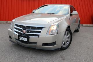 Used 2009 Cadillac CTS 4dr Sdn RWD w/1SA for sale in Guelph, ON