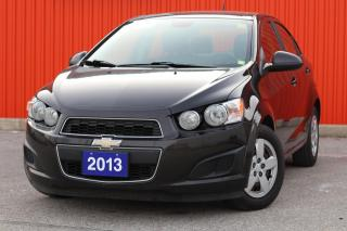 Used 2013 Chevrolet Sonic 4DR SDN LS AUTO for sale in Guelph, ON
