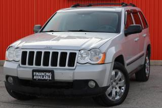Used 2008 Jeep Grand Cherokee 4WD 4Dr Laredo for sale in Guelph, ON
