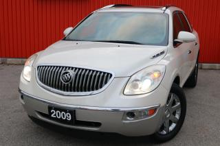 Used 2009 Buick Enclave AWD 4dr CXL for sale in Guelph, ON