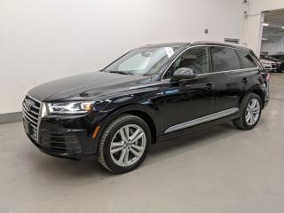 Used 2017 Audi Q7 S LINE/VENTILATED SEATS/PANO/360 CAMERA! for sale in Toronto, ON