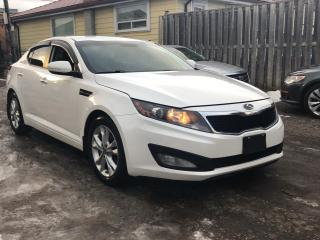 Used 2013 Kia Optima for sale in Scarborough, ON