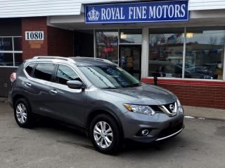 Used 2016 Nissan Rogue AWD 4dr SV for sale in Toronto, ON