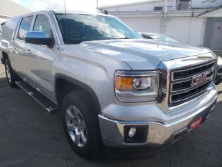 Used 2015 GMC Sierra 1500 SLT for sale in Fort Erie, ON