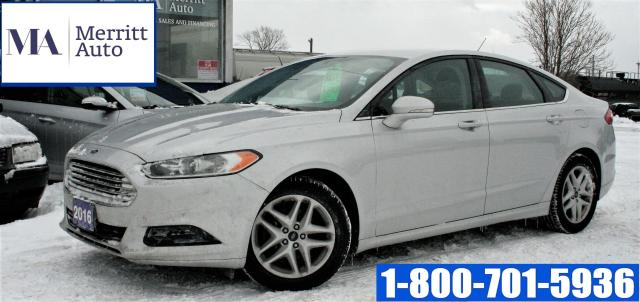 2016 Ford Fusion SE| ONLY $74 B/W| 1 OWNER|DRIVES LIKE NEW