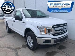 New 2020 Ford F-150 XLT  -  Android Auto for sale in Steinbach, MB