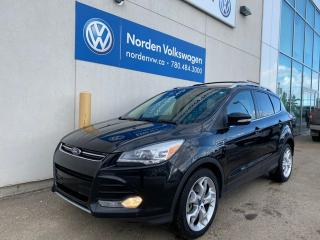 Used 2015 Ford Escape TITANIUM AWD - LOADED EVERY OPTION! for sale in Edmonton, AB