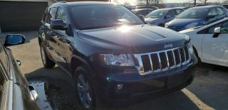 Used 2013 Jeep Grand Cherokee Laredo for sale in Hamilton, ON